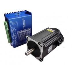 Sterownik+ silnik krokowy z enkoderem 8,7 Nm servo